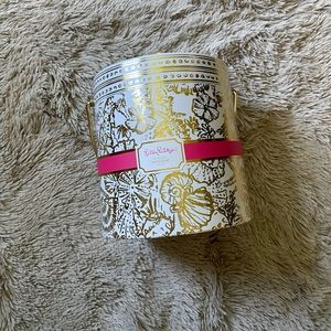 LILLY PULITZER SEA LIFE PARTY ICE BUCKET NWT